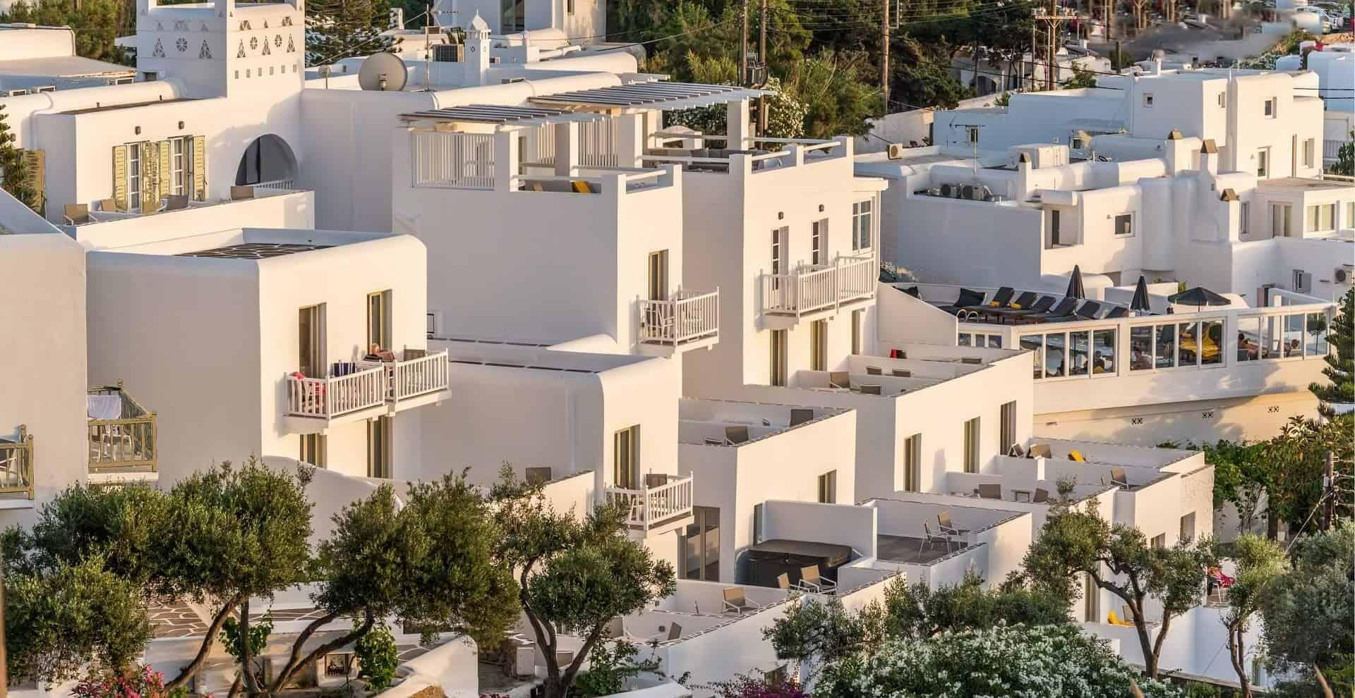 Rochari Hotel & Spa Overview